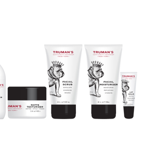 Truman's Gentlemen's Groomers Launches New Shampoo, Texturizer and More