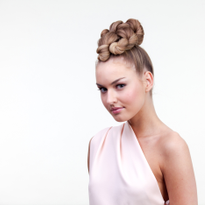 Easy and Edgy Knotted Updo How-To with Sam Villa