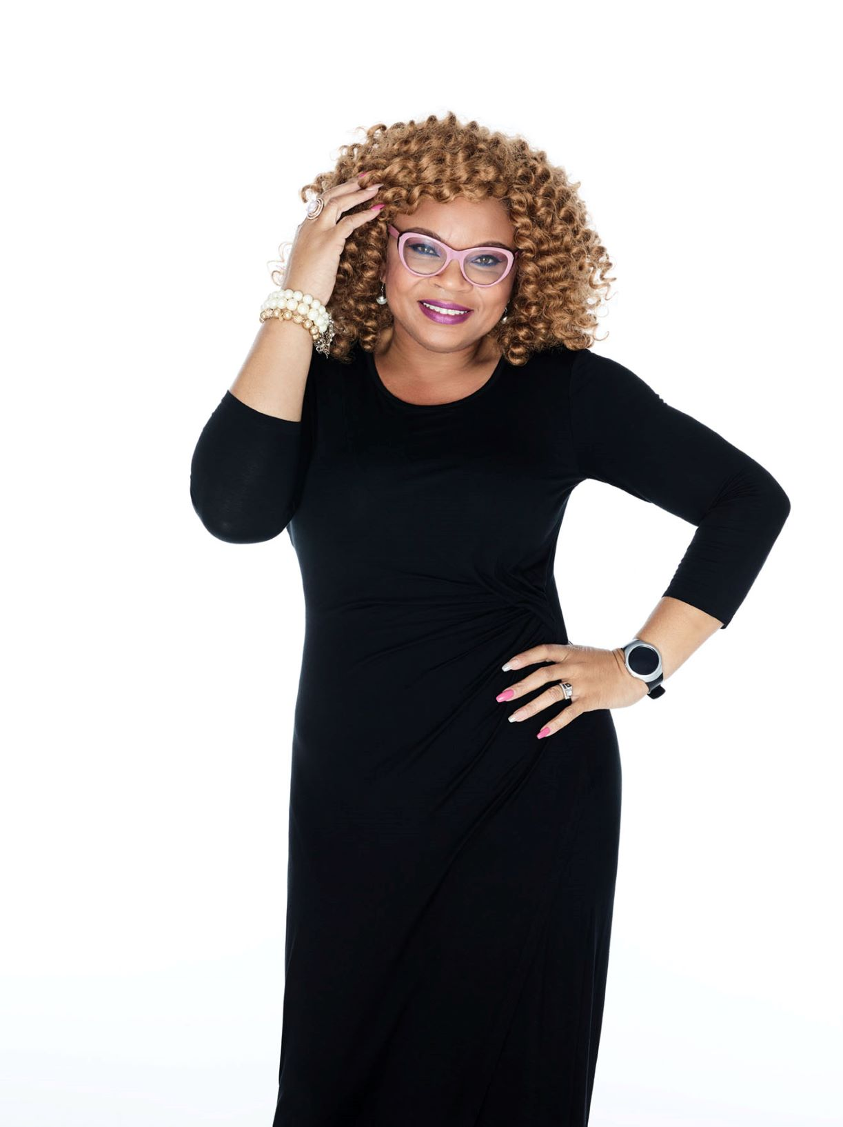 Udy Cheatham feels supported by a company that truly cares for stylists and empowers her to help her team achieve and succeed.
