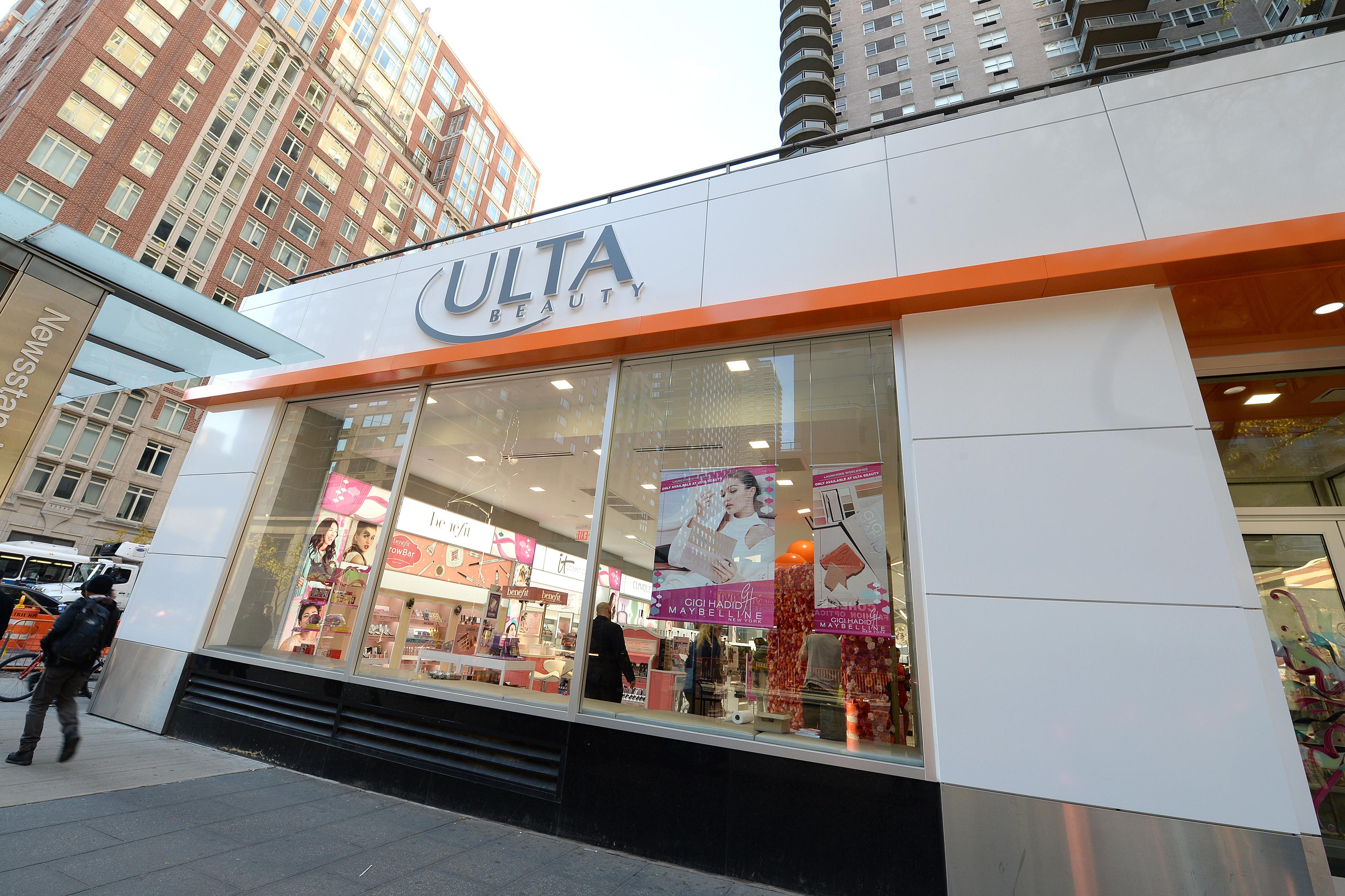Ulta Beauty Opens In NYC