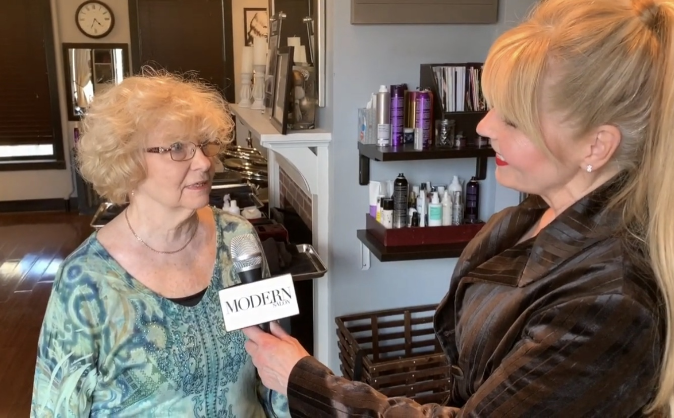 Lorraine Manger keeps inspired after 58 years in the industry.