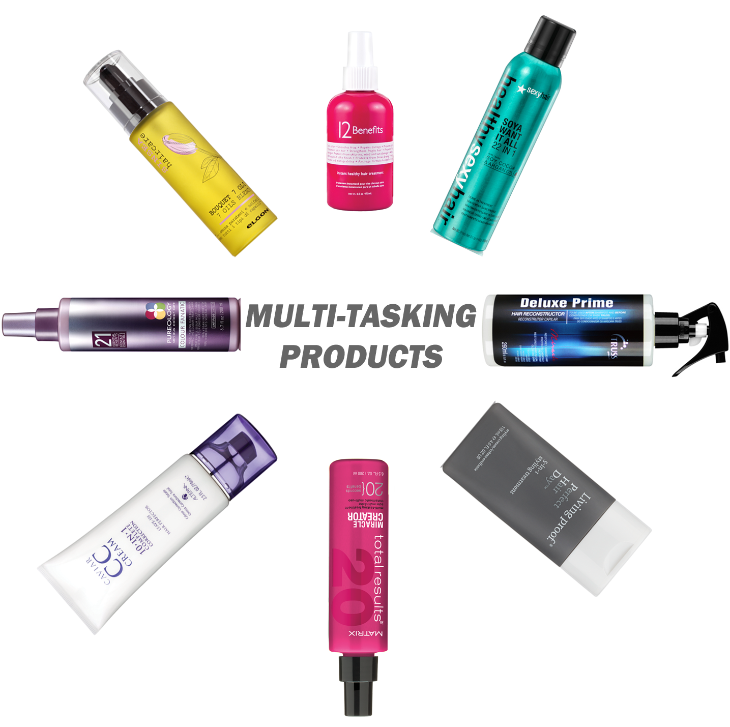 Product Spotlight: All-in-One Hair Products
