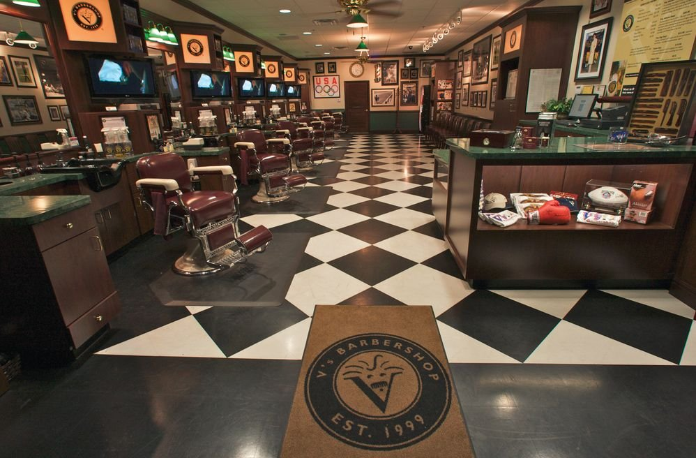 V's Barbershop operates 22 locations across nine states.