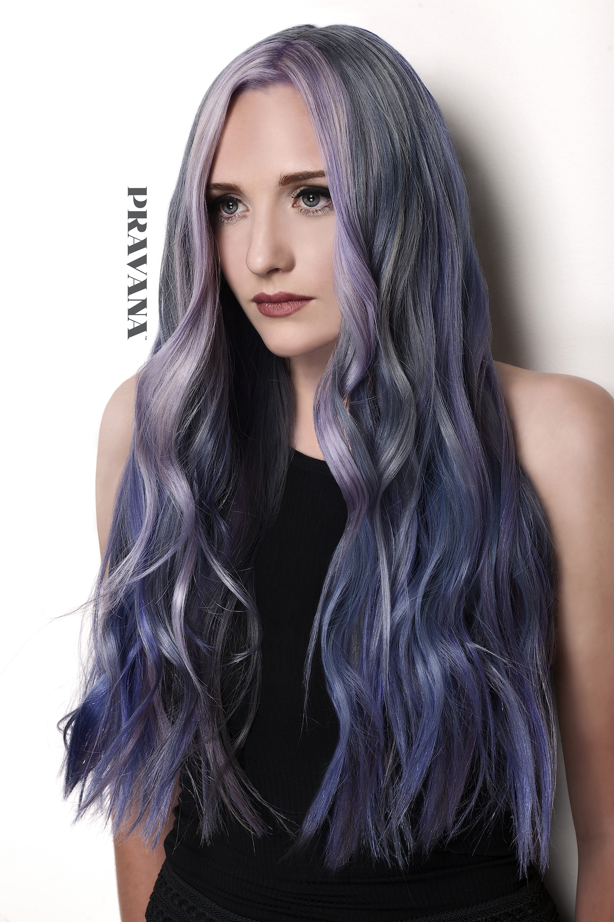 New Vivids Black from Pravana