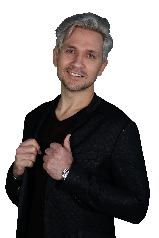 GKhair CEO & Founder Van Tibolli