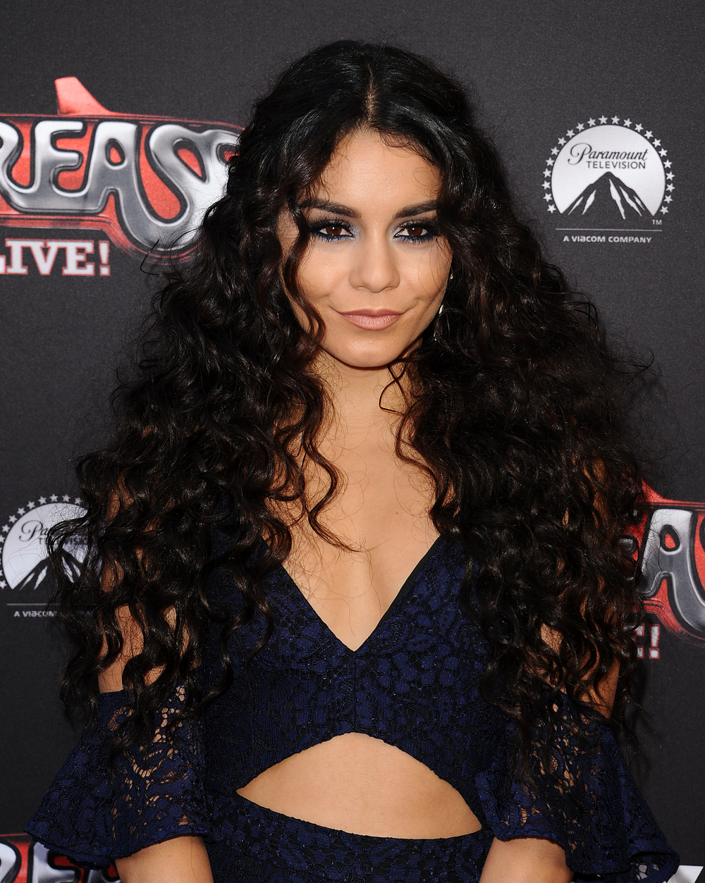 Also a #901girl, Vanessa Hudgens lets<br />Capri and Lee have fun with her locks using extensions of various textures.