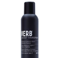 Verb Products Launches Ghost Hairspray