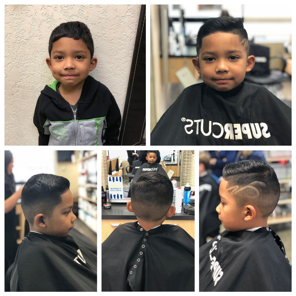 <strong>Veronica Castro had fun with her adorable 2018 winning Men's Cut &amp; Style entry</strong>