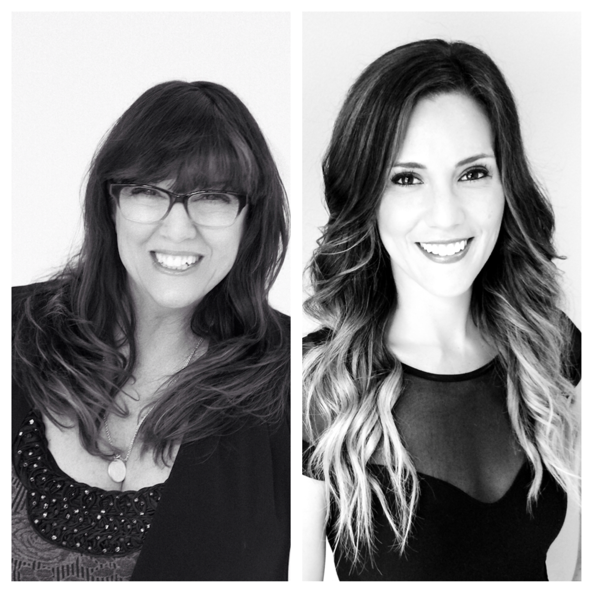 Sam Villa announces Lya Navarra (left)  as Manager of Brand Advocacy and Leanna Trombino Rector as Manager of Marketing and Events for Sam Villa