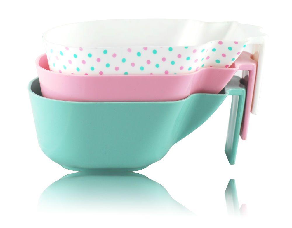 Betty Dain ColorTrak Mixing Bowls