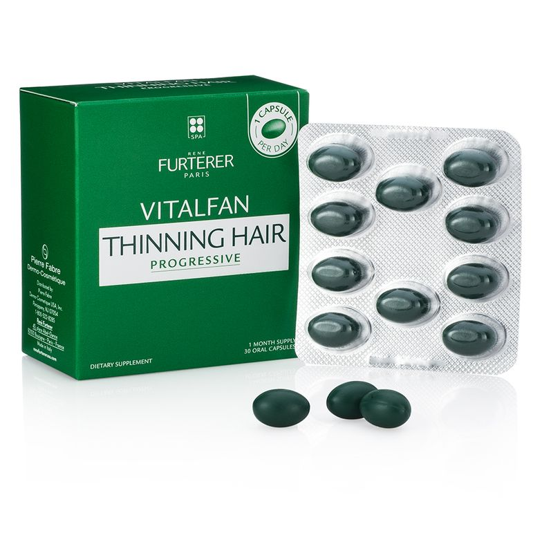 <p><strong>Stronger, fuller hair relies on healthy habits inside and out. Vitalfan plant-based dietary supplements from René Furterer help encourage stronger, healthier-looking hair within three months. </strong></p>