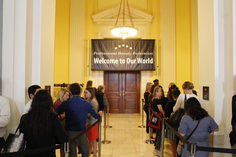 Welcome to Our World is one of Capitol Hill's favorite annual events.