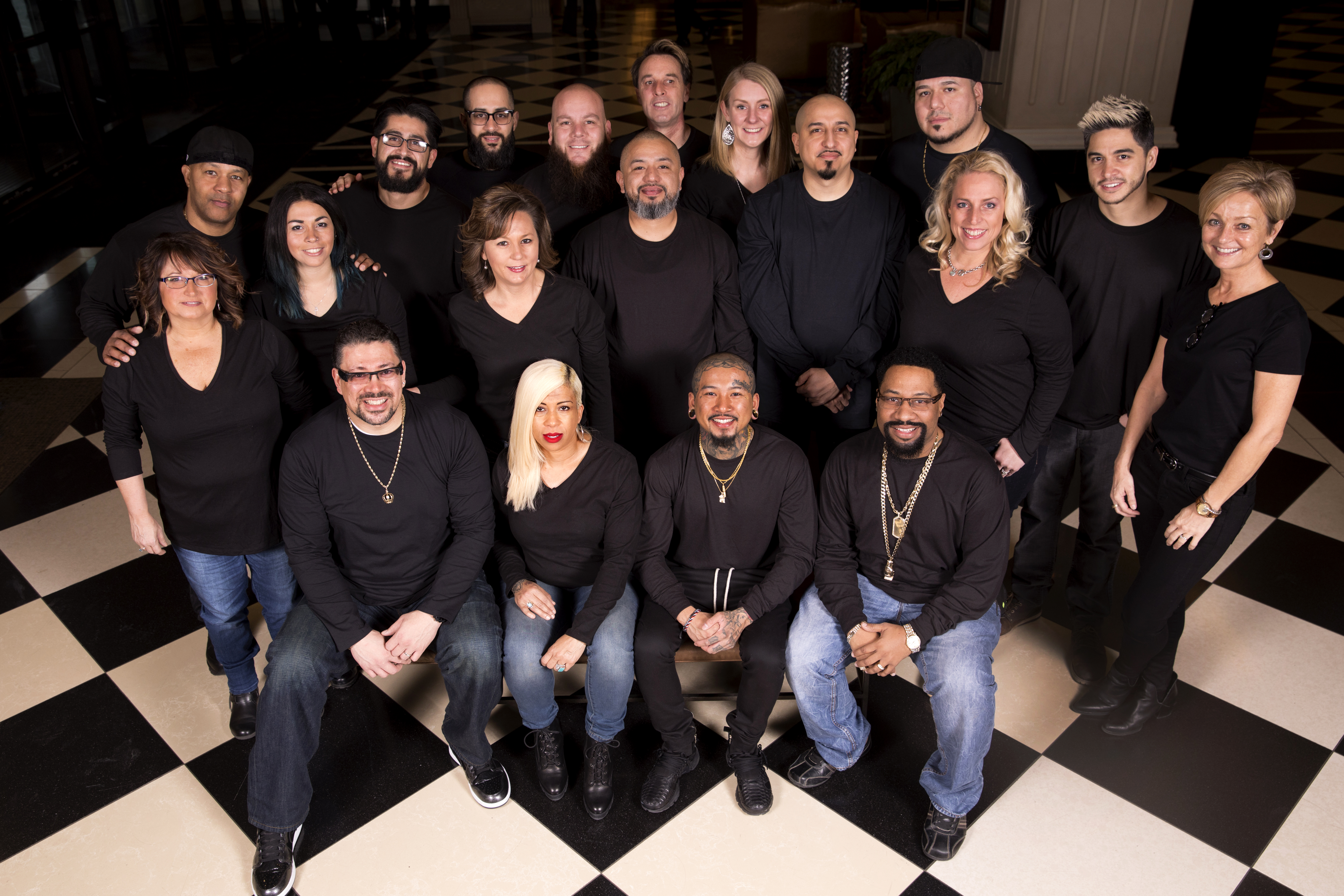 Members of the Wahl Education and Artistic Team (W.E.A.T.) will lead the continuing education classes.