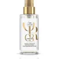 Wella Professionals introduces the Oil Reflections Light Luminous Reflective Oil