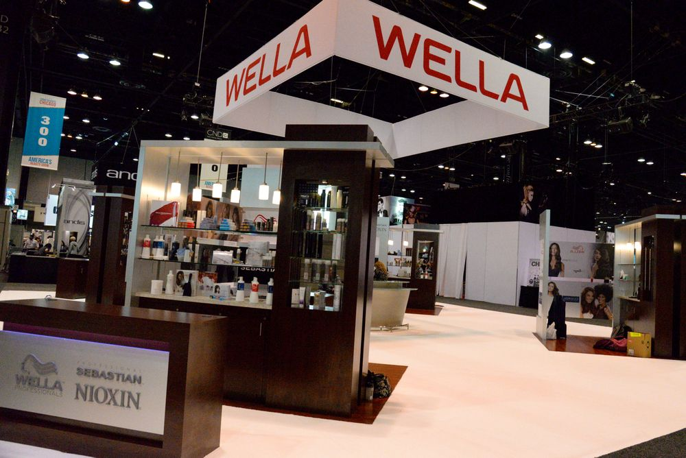 Wella, Booth #333