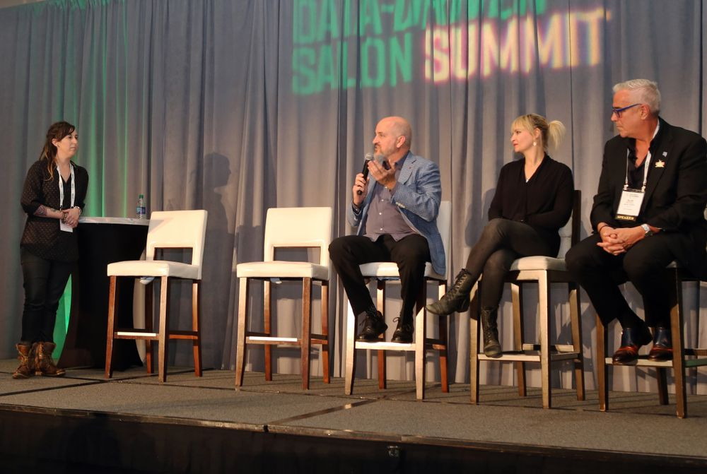 <p>Cutting Loose&#39;s Taelor Pleas invites Jeff South, Jessica Soler and Scott Buchanan to share their impressions of the first day of Data-Driven Salon Summit.</p>