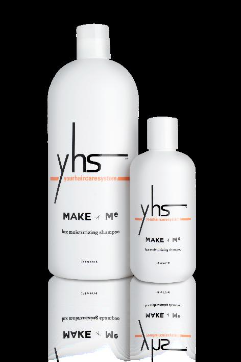 YHS Shampoo courtesy of YHS Haircare System.