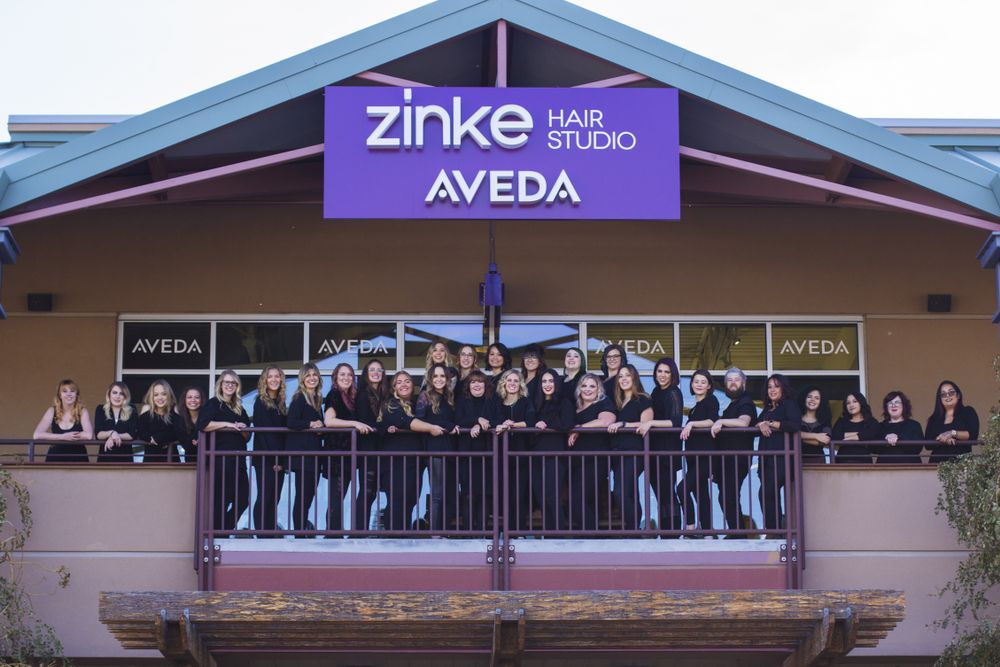 The team at Zinke Hair Studio in Boulder, Colorado, have experience dealing with an unusal client.