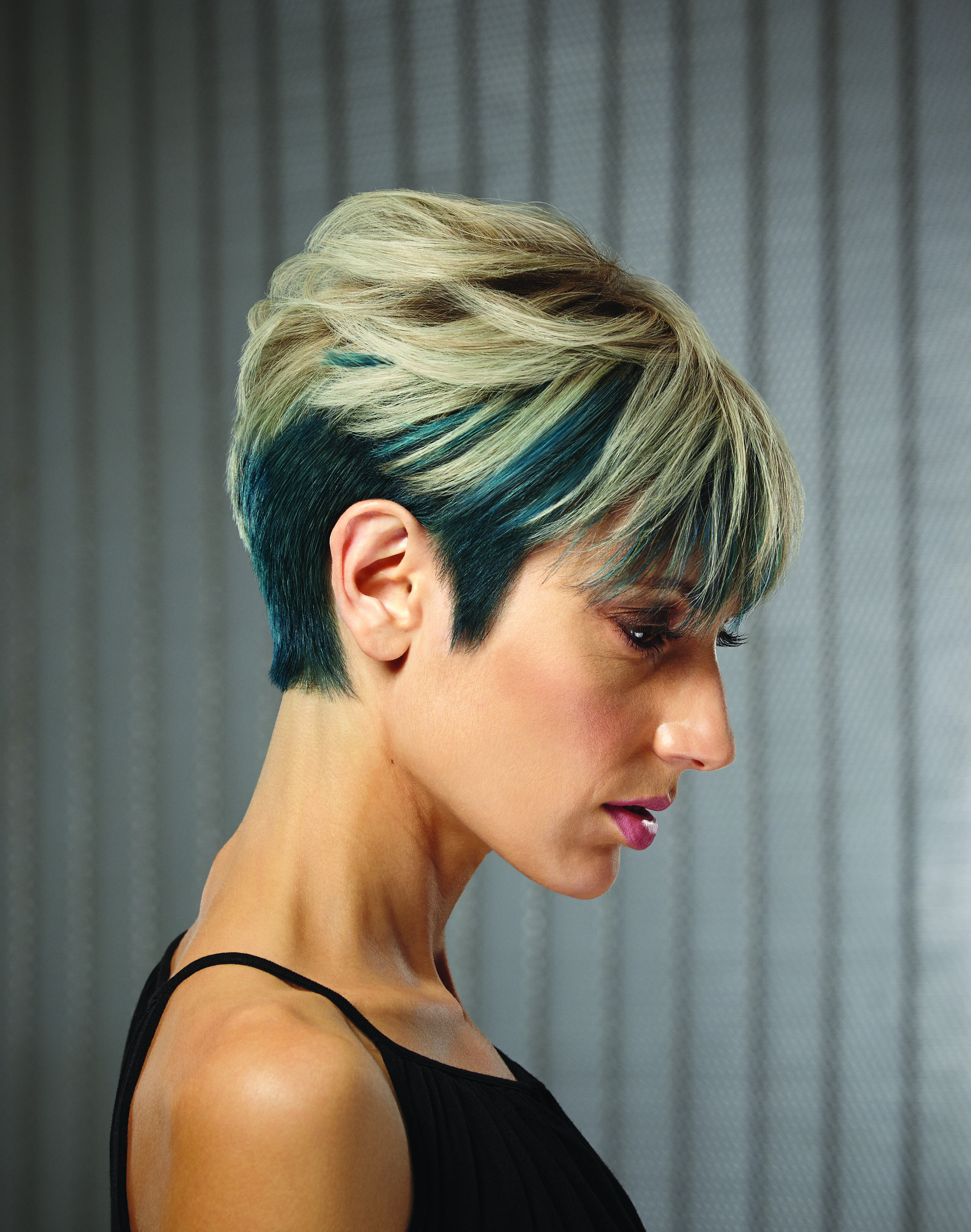 Zotos AGEbeautiful Permanent Hair Color.