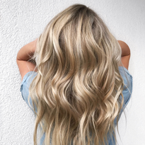 """Beach waves are here to stay,"" says Brittany Chevillet, owner of Hair+Co in Pensacola, Florida,..."