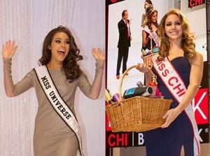 Olivia Culpo, Miss Universe 2012, and Miss Netherlands 2012 who was named Miss CHI 2013 and will be the new CHI spokes model.