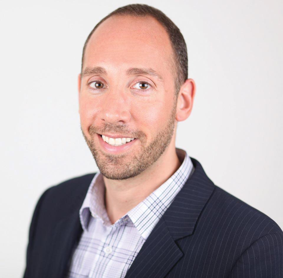Matrix AVP of Marketing Adam Gam
