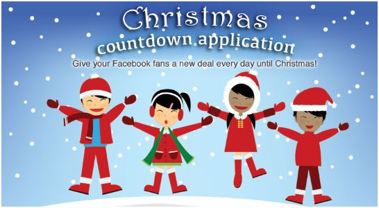 Create a Facebook Advent Calendar