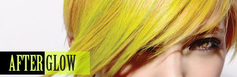Afterglow: Creating Neon Yellow Hair Using Paul Mitchell Color