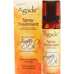 Protect Hair With Agadir Argan Oil Spray Treatment