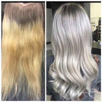 COLOR CORRECTION: Color Mess To Gorgeous Melt