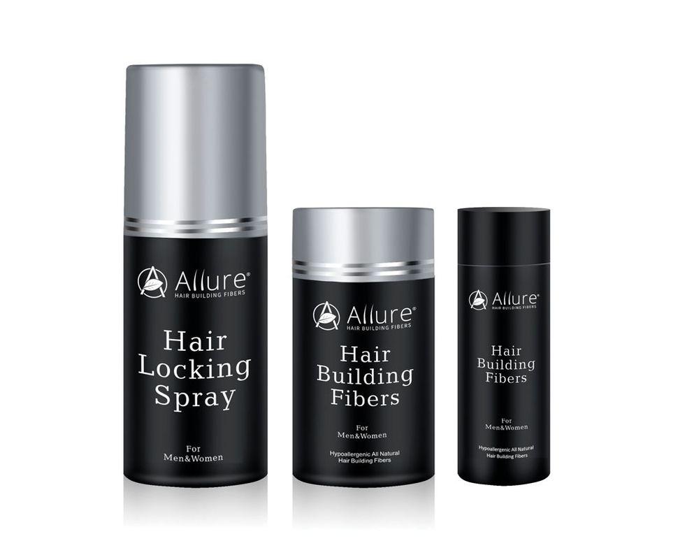 Allure Hair Building Fibers