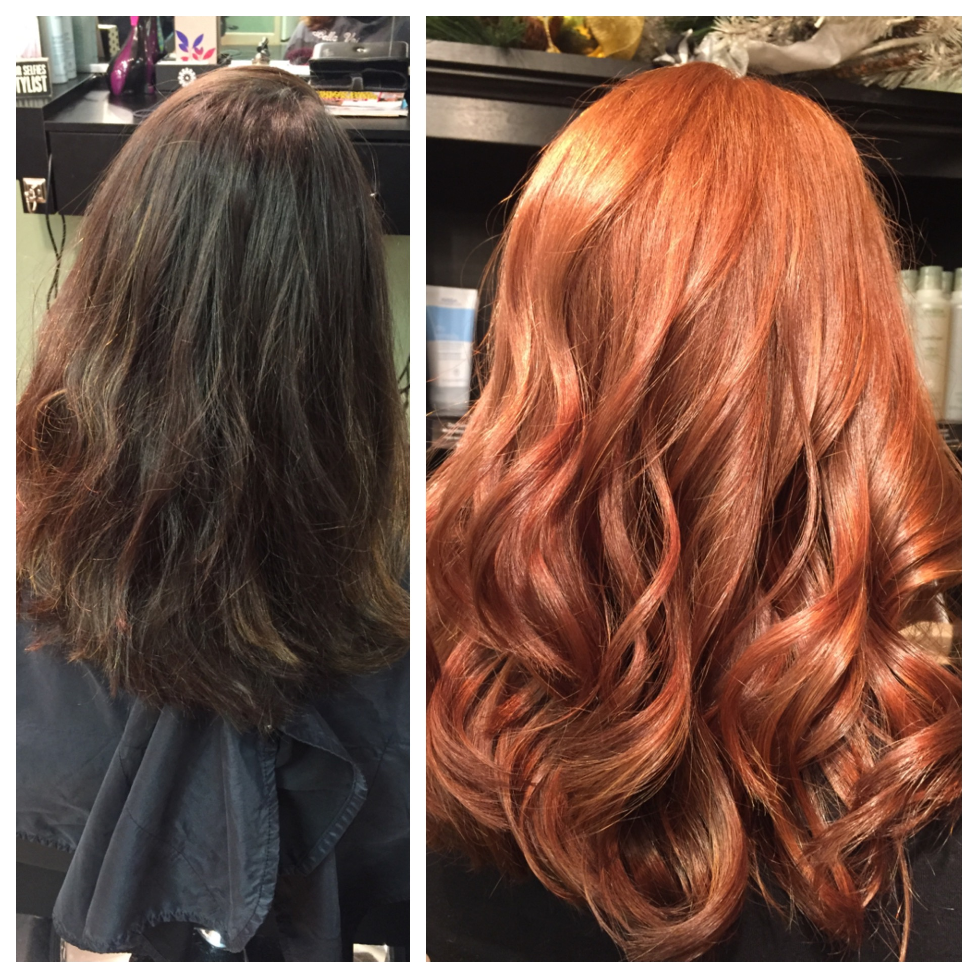 Makeover: Virgin to Ginger - SO SIMPLE!