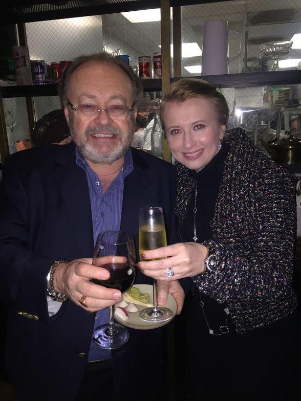 George and Irina Schaeffer