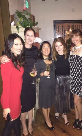 Shannon Ma, Lisa Hoffman, Kim Donovan, Jessica Wohlwend, Kate Marini,