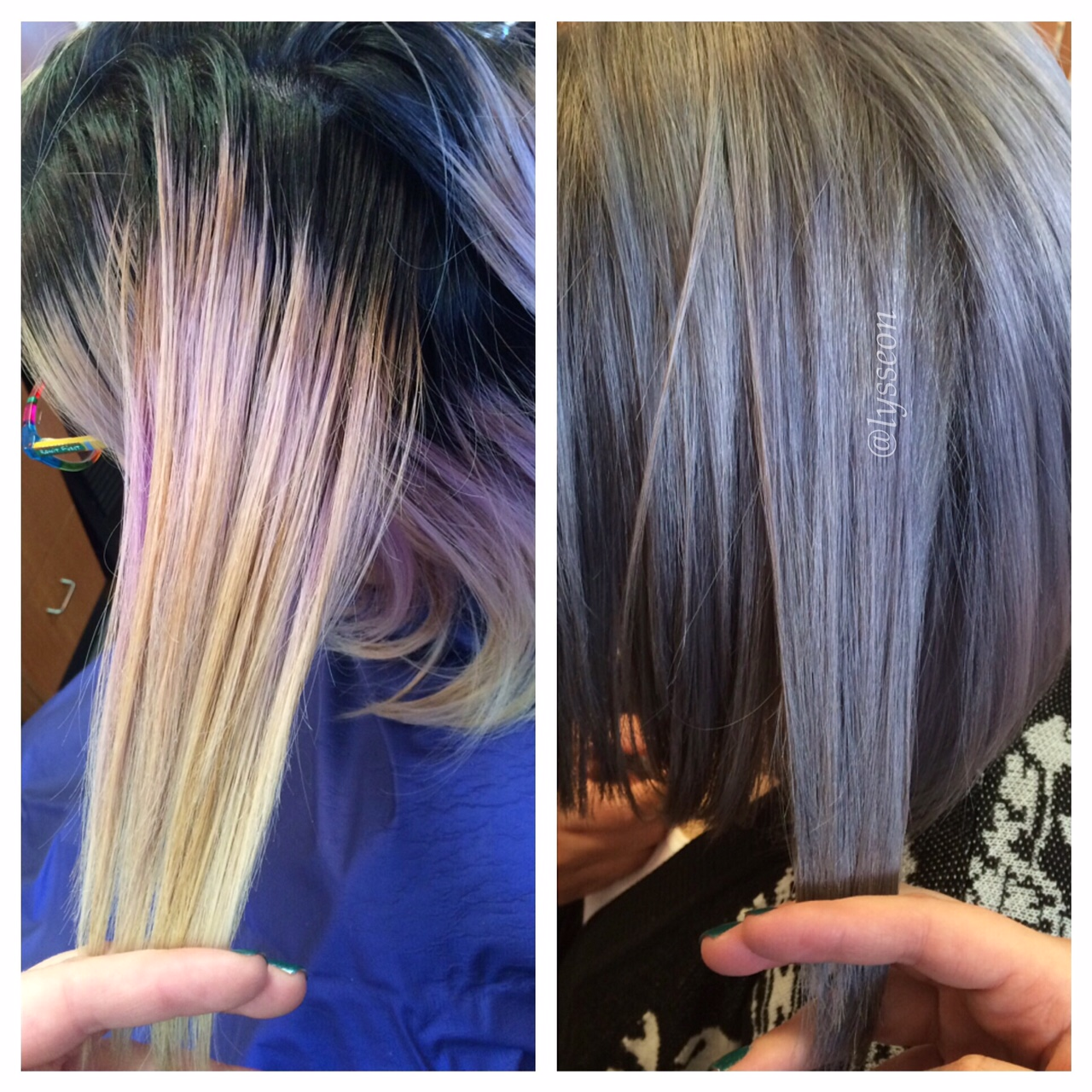 TRANSFORMATION: Going Pewter!