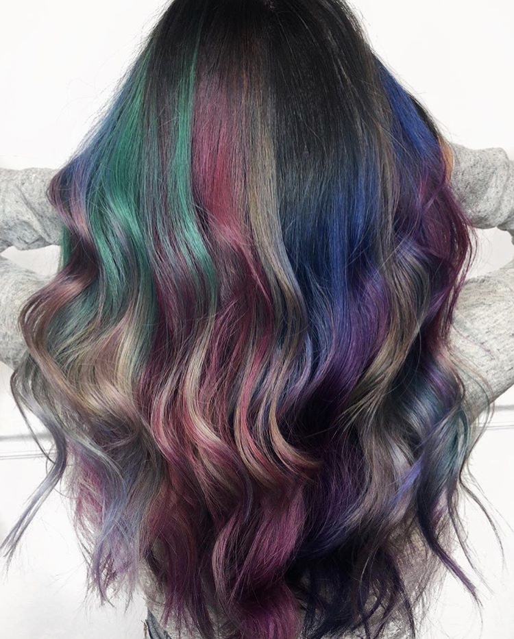 Tips for Working with Metallic Colors