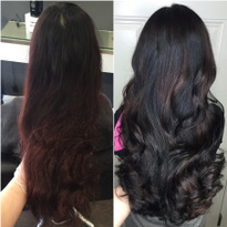 COLOR CORRECTION: Botched Merlot To Chocolate Dimension