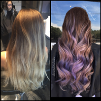 HOW-TO: Lovely Sombre To Pale Silvery Amethyst