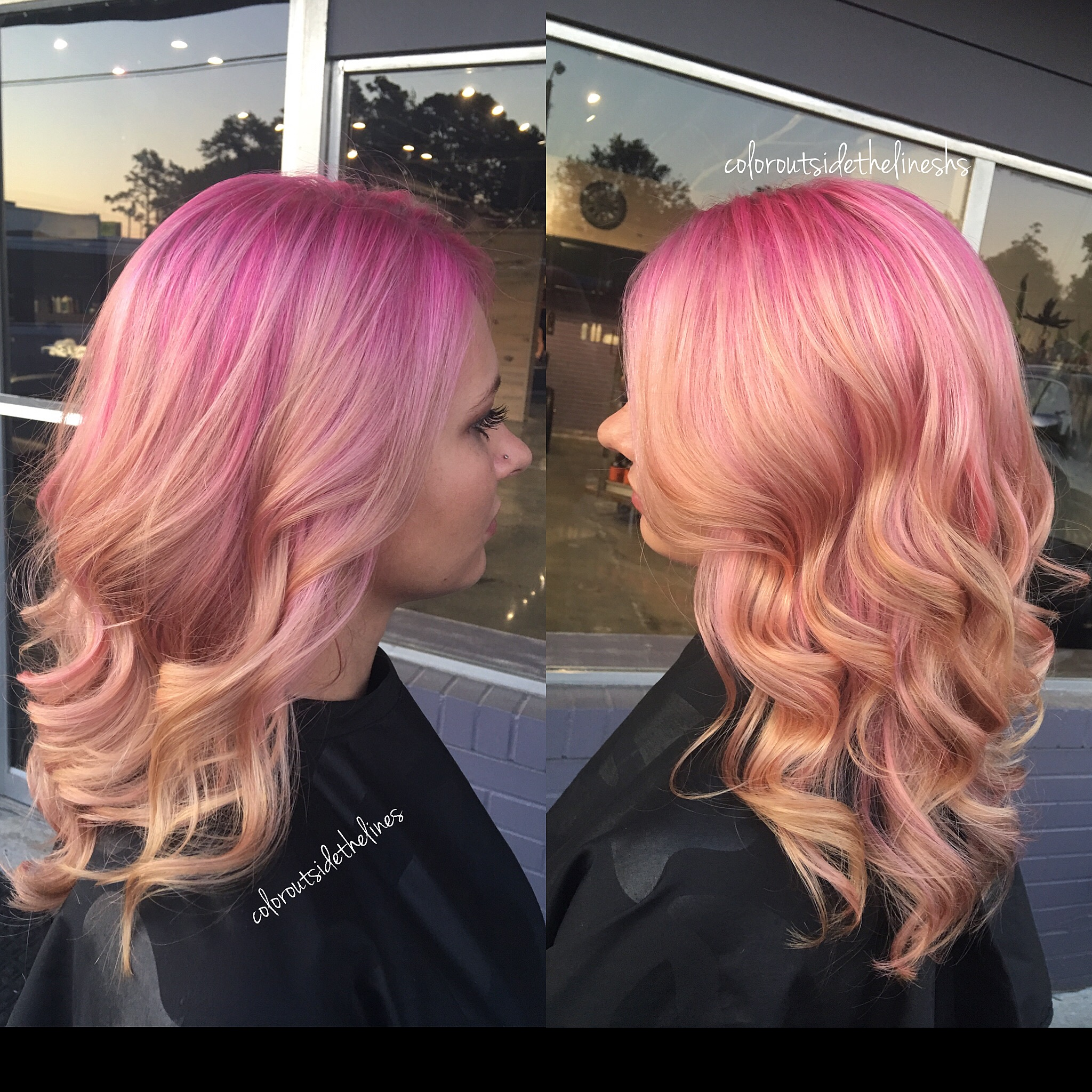 Formula: Perfectly Melted Pink
