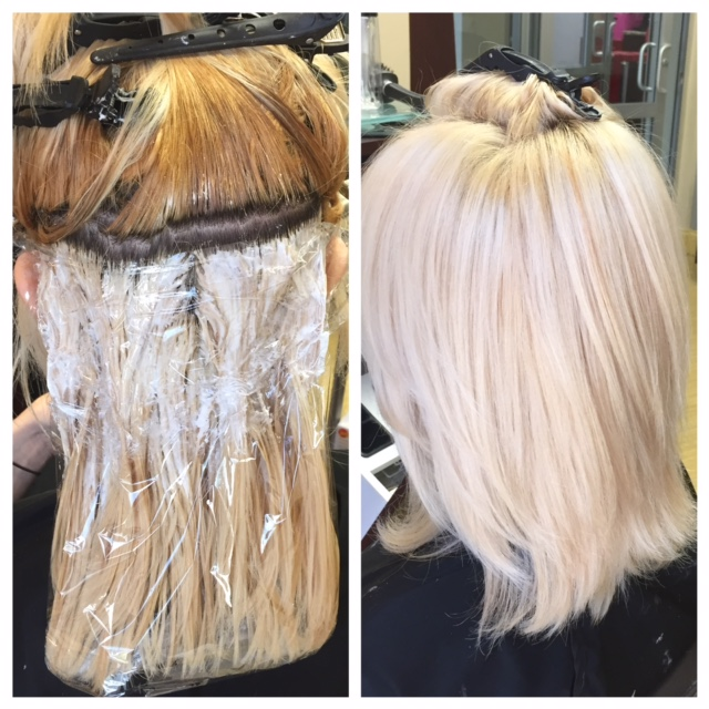 Intense Color Correction For An EVEN Blonde Bombshell