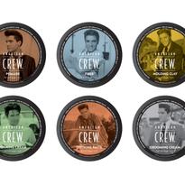 "American Crew Pays Tribute to Elvis with ""The King of Men's Grooming"" Limited Edition Pucks"