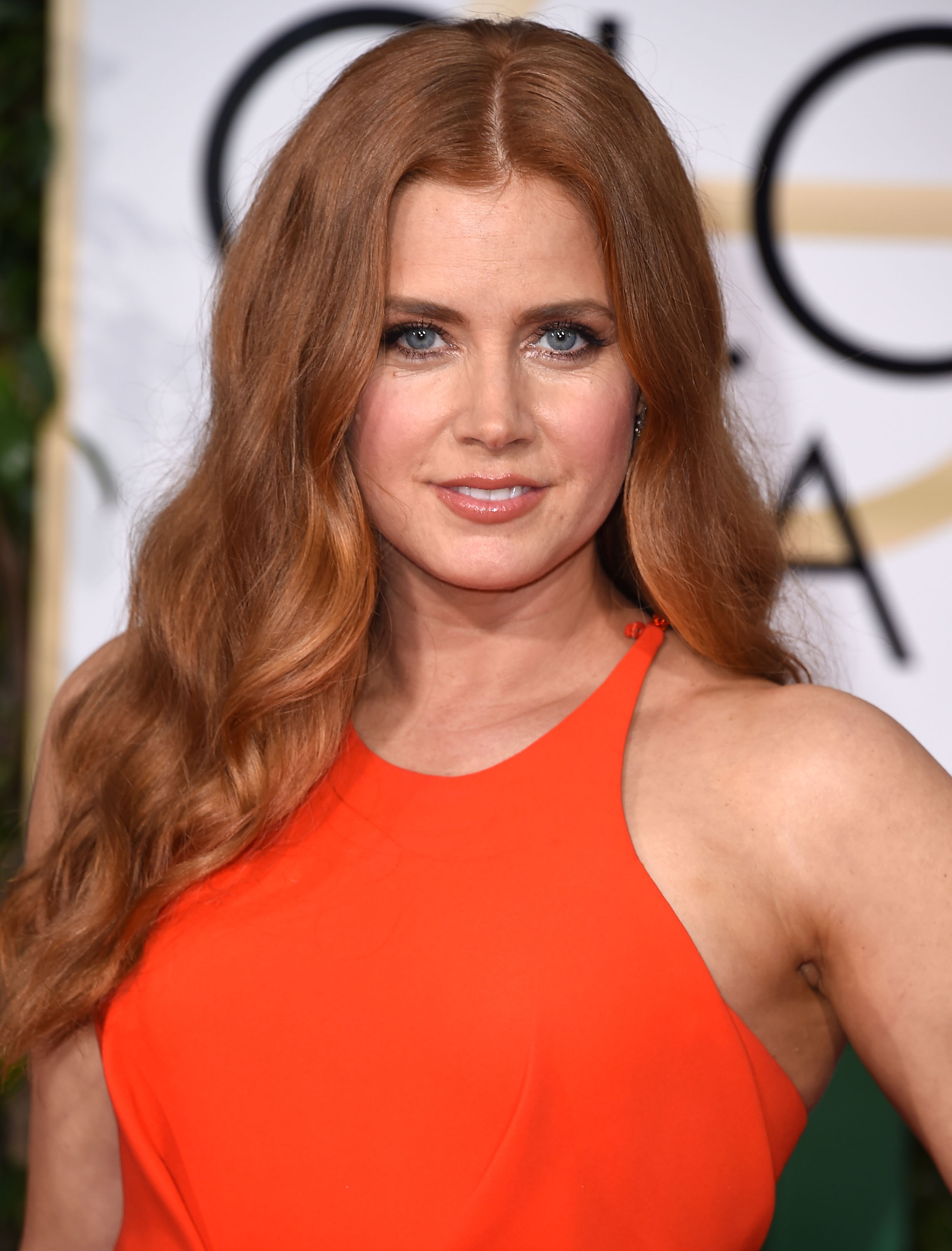 2016 Golden Globes How-To: Amy Adams' Cascading Waves