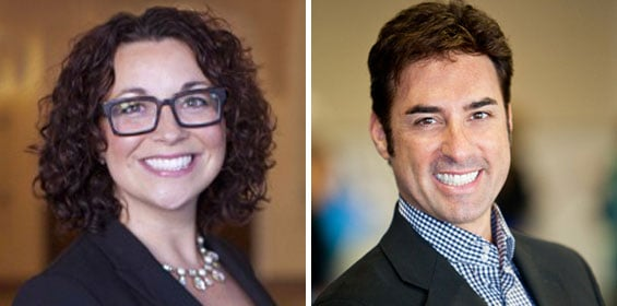 Amy Carter and Louis Mattassi, owners of Empowering You Consulting