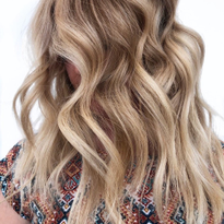 How to Create Perfectly Blurred Balayage