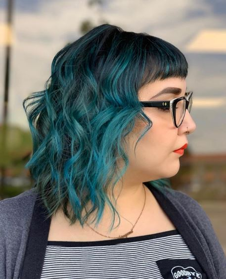How-To: Aquamarine Dream with Tousled Texture