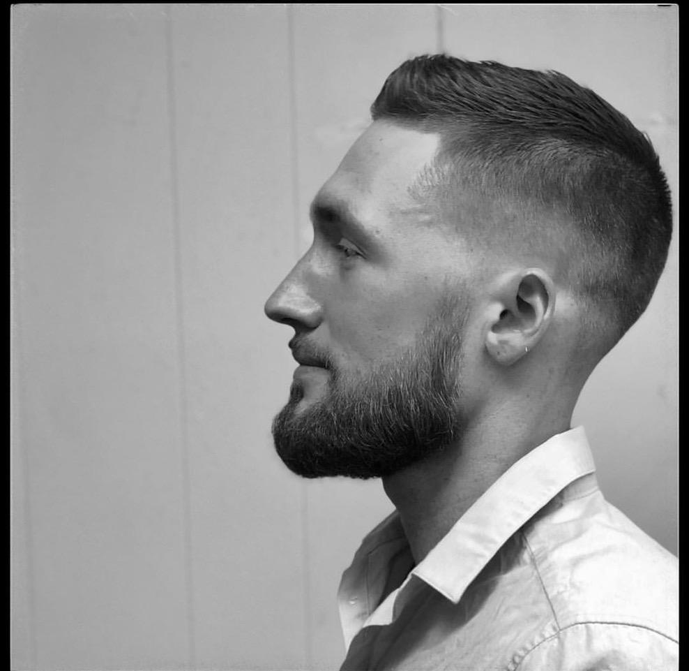Fall Men's Hair and Beard Trends