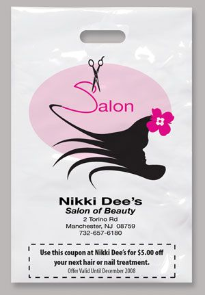 Incorporate the Logo of Your Salon