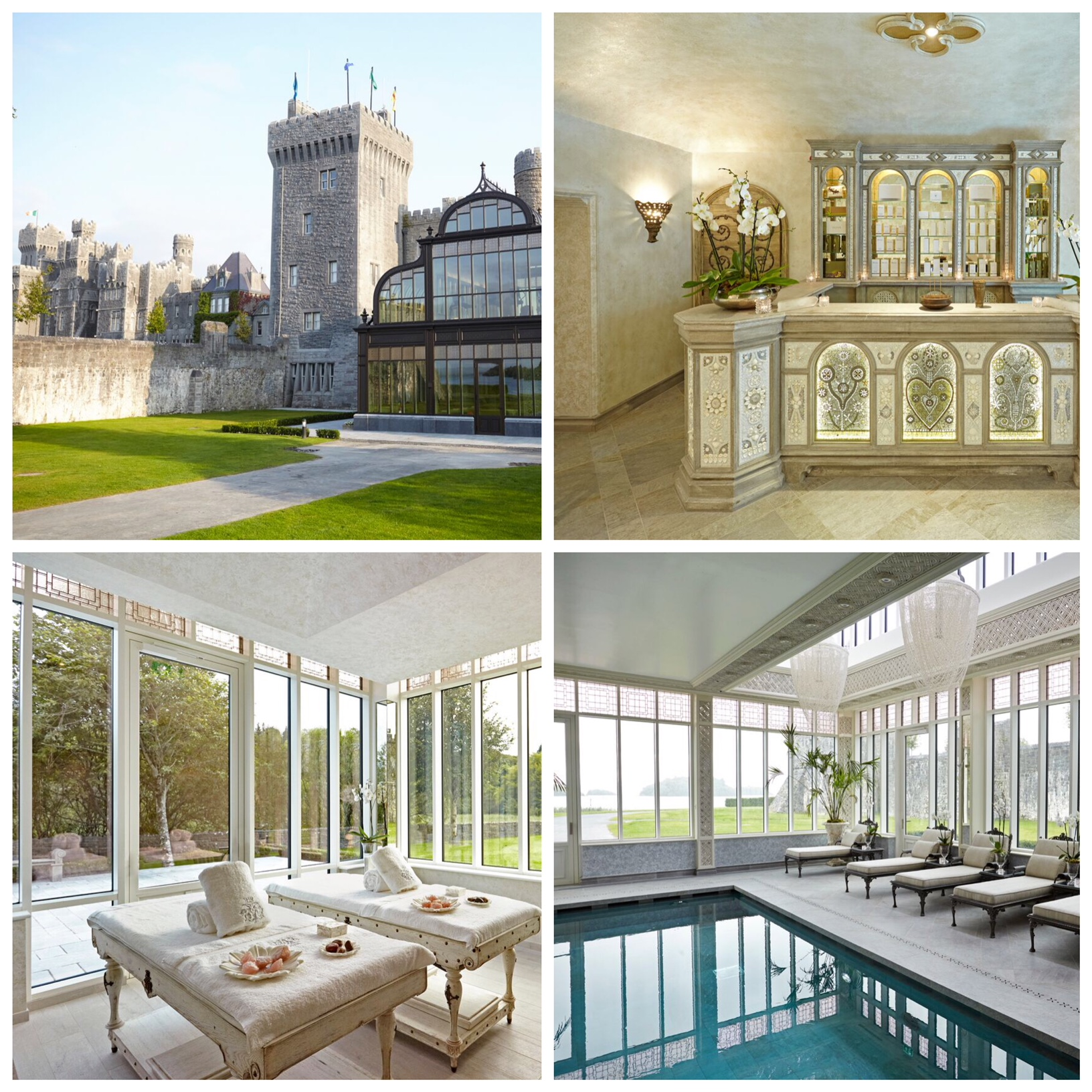 SPA TOUR: Fit For A King