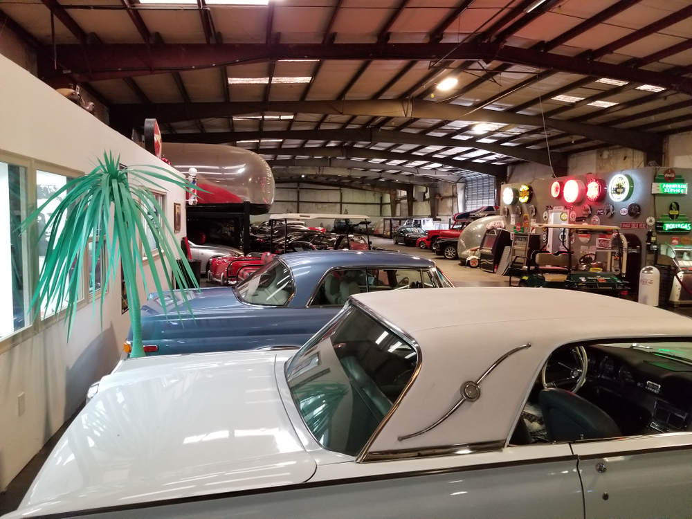 For the auto enthusiast, The Salon of Classic AutoSmith in Marietta, Georgia, is where the heart is.