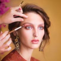Spring/Summer Makeup How-Tos: Peach Dusk and Amethyst Dawn